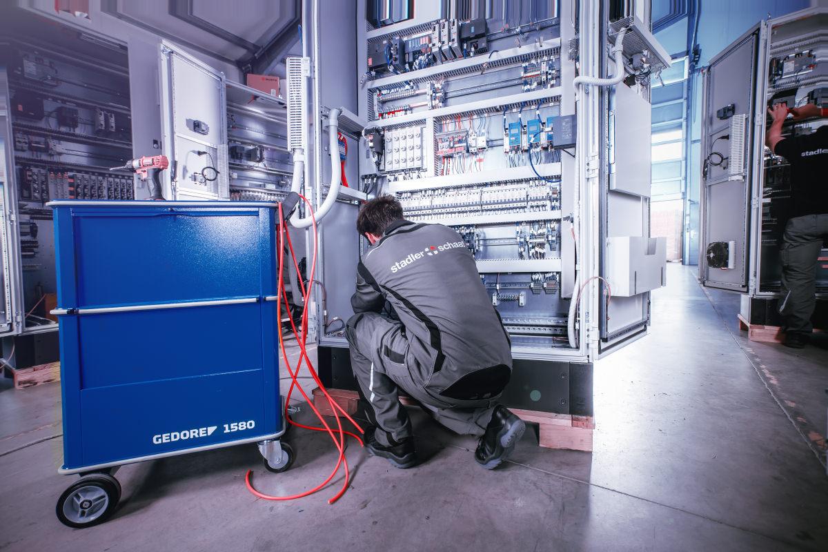 Stadler + Schaaf - Jobangebot - Facharbeiter (m/w/d) für Elektrotechnik/Automatisierung