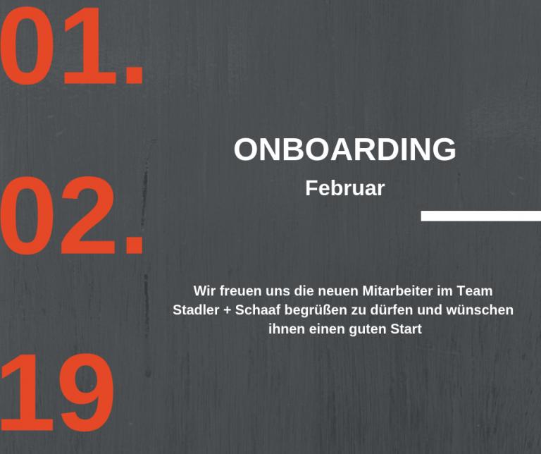 News Vorschaubild - Herzlich Willkommen bei Stadler + Schaaf