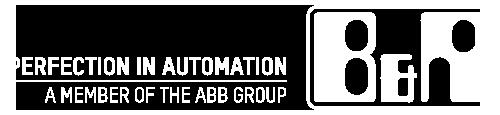 Partner Logo: B&R