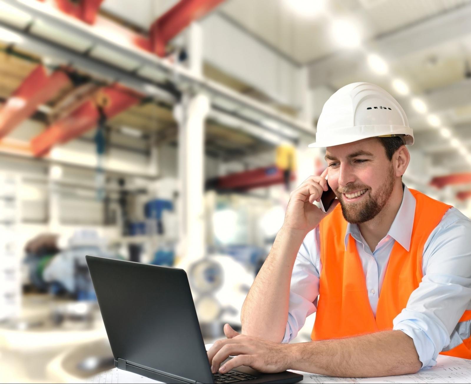 Stadler + Schaaf - Jobangebot - Bauleiter (gn*) im Bereich EMSR-Technik