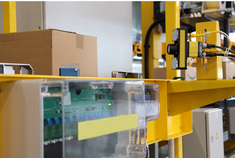 News Vorschaubild - S + S is certified logistics partner integrator (LPI) of Cognex